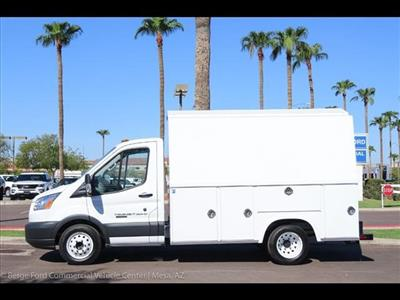 2018 Transit 350 HD DRW 4x2,  Royal TR 125 Transit Service Body #18P402 - photo 3