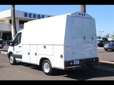 2018 Transit 350 HD DRW 4x2,  Royal TR 125 Transit Service Body #18P402 - photo 2