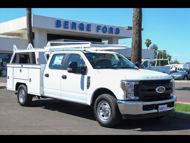 2018 F-350 Crew Cab 4x2,  Scelzi Signature Service Body #18P439 - photo 11
