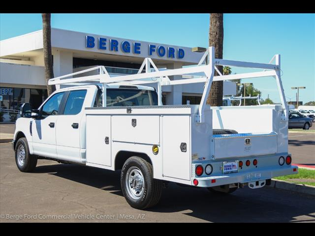 2018 F-350 Crew Cab 4x2,  Scelzi Signature Service Body #18P439 - photo 2