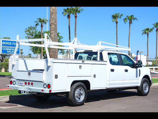 2018 F-350 Crew Cab 4x2,  Scelzi Signature Service Body #18P439 - photo 8