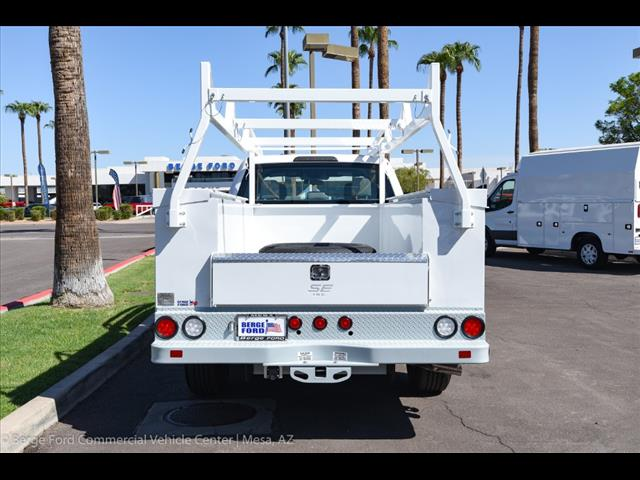 2018 F-350 Crew Cab 4x2,  Scelzi Signature Service Body #18P445 - photo 9