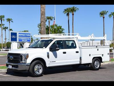 2018 F-350 Crew Cab 4x2,  Scelzi Signature Service Body #18P445 - photo 1