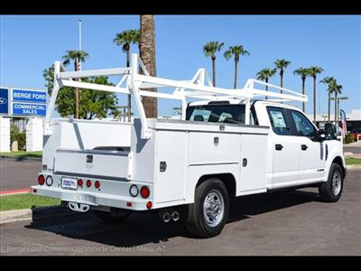 2018 F-350 Crew Cab 4x2,  Scelzi Signature Service Body #18P445 - photo 11