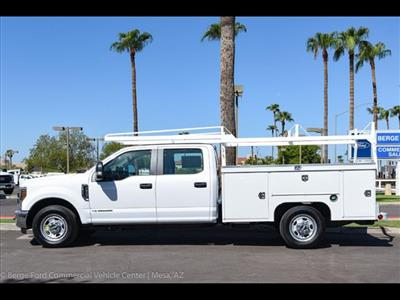 2018 F-350 Crew Cab 4x2,  Scelzi Signature Service Body #18P445 - photo 4