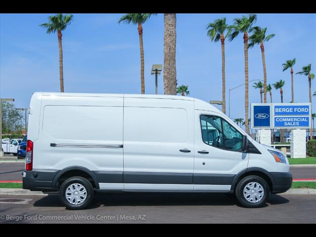 2018 Transit 250 Med Roof 4x2,  Sortimo ProPaxx HVAC and Plumbing Upfitted Cargo Van #18P505 - photo 10