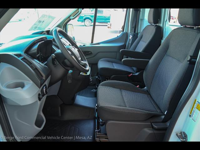 2018 Transit 250 Med Roof 4x2,  Sortimo ProPaxx HVAC and Plumbing Upfitted Cargo Van #18P505 - photo 16