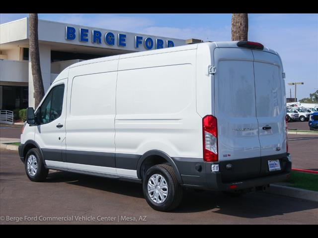 2018 Transit 250 Med Roof 4x2,  Sortimo ProPaxx HVAC and Plumbing Upfitted Cargo Van #18P505 - photo 3