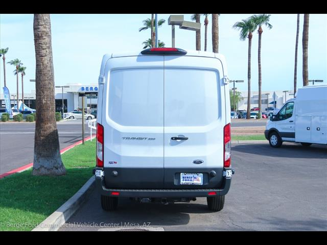 2018 Transit 250 Med Roof 4x2,  Sortimo ProPaxx HVAC and Plumbing Upfitted Cargo Van #18P505 - photo 8