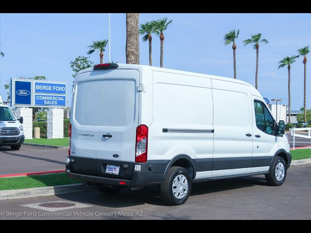 2018 Transit 250 Med Roof 4x2,  Sortimo ProPaxx HVAC and Plumbing Upfitted Cargo Van #18P505 - photo 9