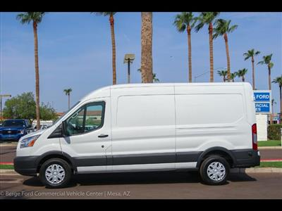 2018 Transit 250 Med Roof 4x2,  Sortimo ProPaxx HVAC and Plumbing Upfitted Cargo Van #18P505 - photo 4