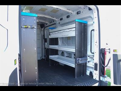 2018 Transit 250 Med Roof 4x2,  Sortimo ProPaxx HVAC and Plumbing Upfitted Cargo Van #18P505 - photo 2