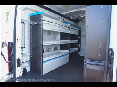 2018 Transit 250 Med Roof 4x2,  Sortimo ProPaxx HVAC and Plumbing Upfitted Cargo Van #18P505 - photo 5