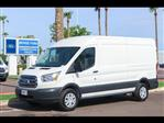 2018 Transit 250 Med Roof 4x2,  Sortimo ProPaxx HVAC and Plumbing Upfitted Cargo Van #18P505 - photo 1