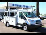2018 Transit 350 HD DRW 4x2,  Royal TR 125 Transit Service Body #18P519 - photo 11