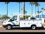 2018 Transit 350 HD DRW 4x2,  Royal TR 125 Transit Service Body #18P519 - photo 3