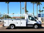 2018 Transit 350 HD DRW 4x2,  Royal TR 125 Transit Service Body #18P519 - photo 8