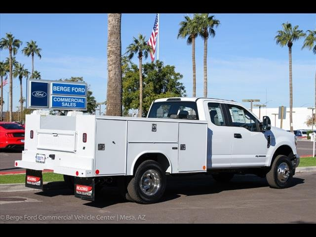 2018 F-350 Super Cab DRW 4x4,  Reading Service Body #18P560 - photo 7