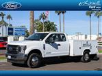 2018 F-350 Super Cab DRW 4x4,  Reading Service Body #18P560 - photo 1