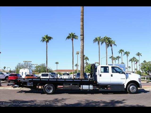 2019 F-650 Crew Cab DRW 4x2,  Chevron 12 Series LCG Rollback Body #19F002 - photo 11