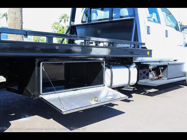 2019 F-650 Crew Cab DRW 4x2,  Chevron 12 Series LCG Rollback Body #19F002 - photo 12