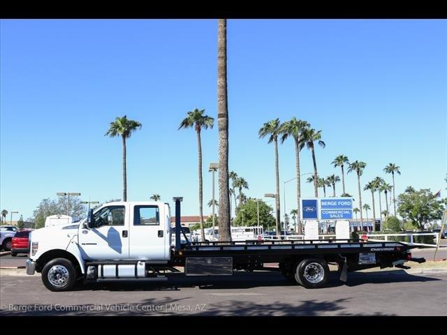 2019 F-650 Crew Cab DRW 4x2, Miller Industries Chevron Rollback Body #19F002 - photo 3