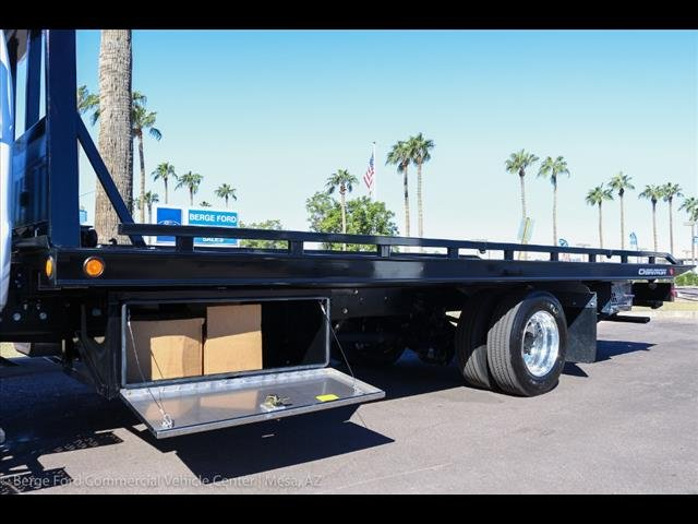 2019 F-650 Crew Cab DRW 4x2,  Chevron 12 Series LCG Rollback Body #19F002 - photo 4