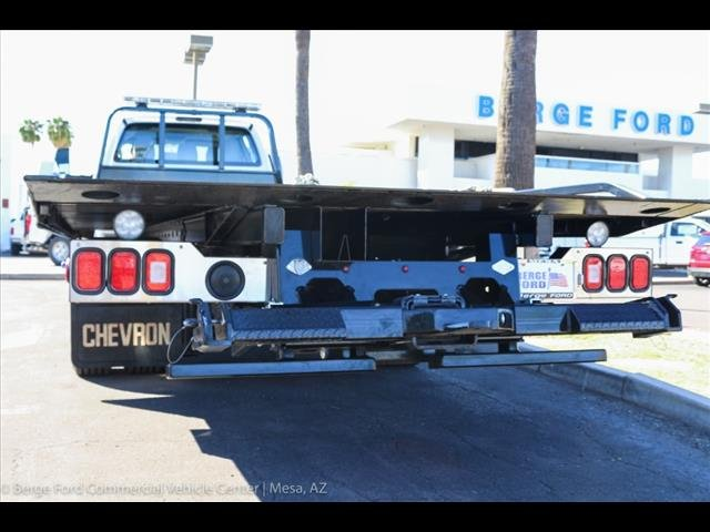 2019 F-650 Crew Cab DRW 4x2,  Chevron 12 Series LCG Rollback Body #19F002 - photo 7