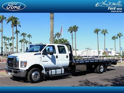 2019 F-650 Crew Cab DRW 4x2,  Chevron 12 Series LCG Rollback Body #19F002 - photo 1