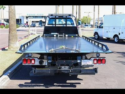 2019 F-650 Crew Cab DRW 4x2,  Chevron 12 Series LCG Rollback Body #19F002 - photo 9