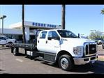 2019 F-650 Crew Cab DRW 4x2,  Chevron 12 Series LCG Rollback Body #19F002 - photo 14