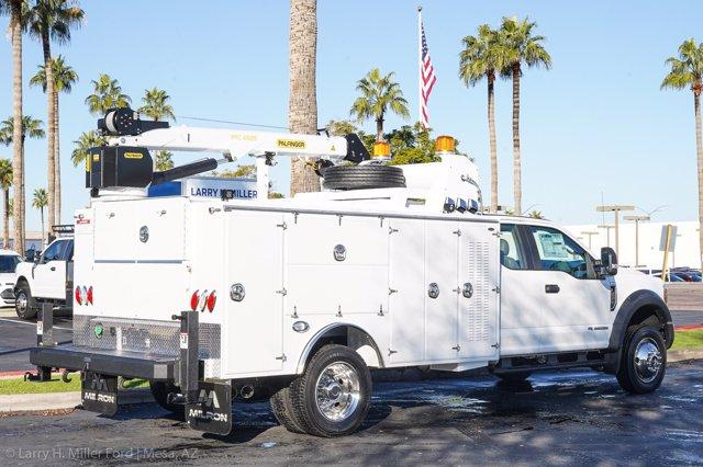 2019 F-550 Super Cab DRW 4x4, Milron Aluminum Service Body #19F097 - photo 11