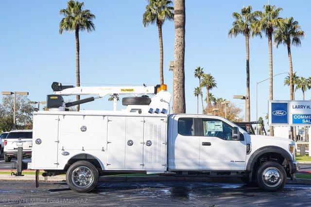2019 F-550 Super Cab DRW 4x4, Milron Aluminum Service Body #19F097 - photo 13
