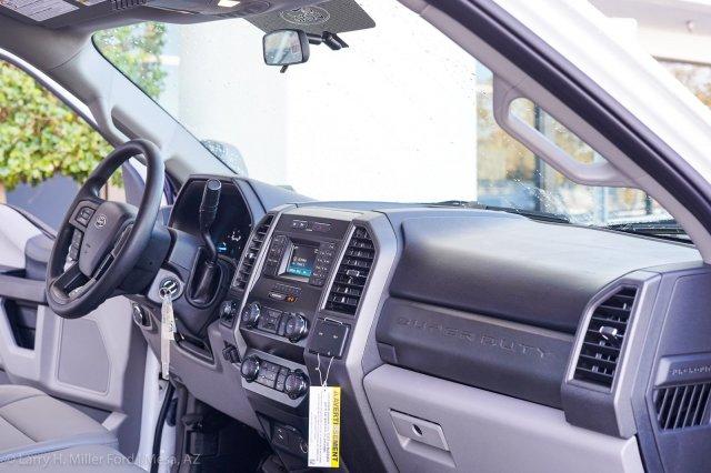 2019 F-550 Super Cab DRW 4x4, Milron Aluminum Service Body #19F097 - photo 28