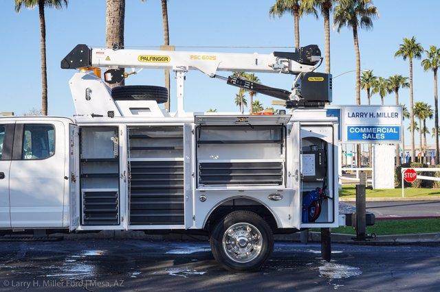 2019 F-550 Super Cab DRW 4x4, Milron Aluminum Service Body #19F097 - photo 7