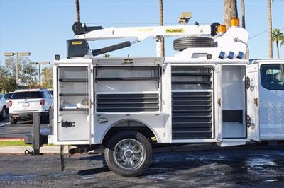 2019 F-550 Super Cab DRW 4x4, Milron Aluminum Service Body #19F097 - photo 15