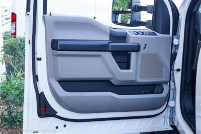 2019 F-550 Super Cab DRW 4x4, Milron Aluminum Service Body #19F097 - photo 18
