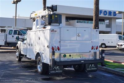 2019 F-550 Super Cab DRW 4x4, Milron Aluminum Service Body #19F097 - photo 2