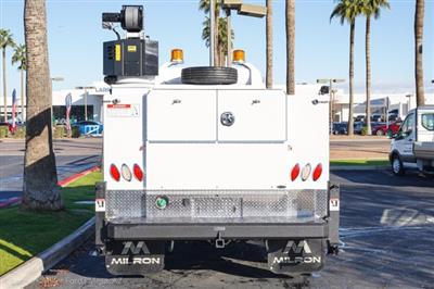 2019 F-550 Super Cab DRW 4x4, Milron Aluminum Service Body #19F097 - photo 8