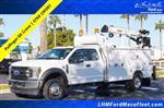 2019 F-550 Super Cab DRW 4x4, Milron Aluminum Service Body #19F097 - photo 1