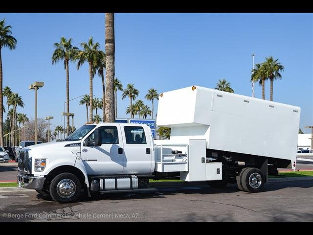 2019 F-650 Crew Cab DRW 4x2,  Stahl Chipper Body #19F105 - photo 3