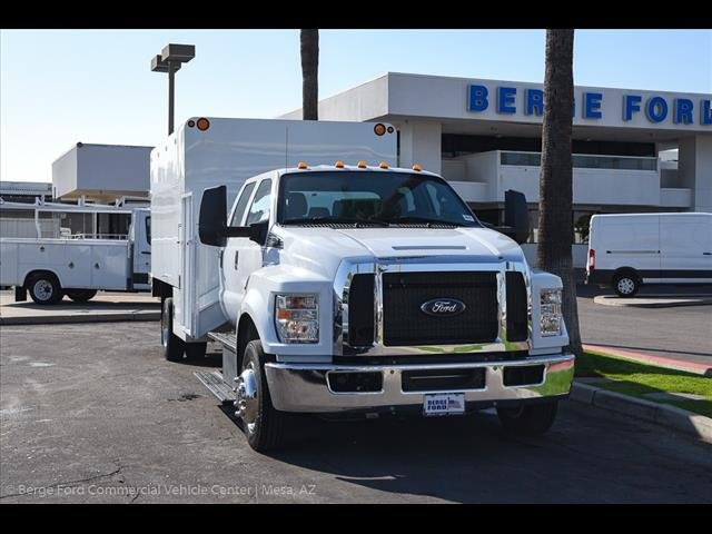 2019 F-650 Crew Cab DRW 4x2,  Stahl Chipper Body #19F105 - photo 20