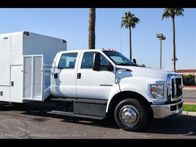 2019 F-650 Crew Cab DRW 4x2,  Stahl Chipper Body #19F105 - photo 18