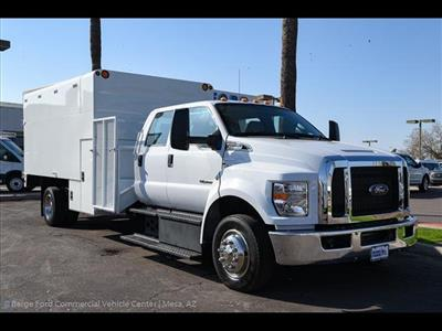 2019 F-650 Crew Cab DRW 4x2,  Stahl Chipper Body #19F105 - photo 19