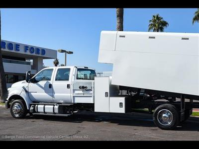 2019 F-650 Crew Cab DRW 4x2,  Stahl Chipper Body #19F105 - photo 6