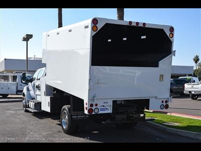 2019 F-650 Crew Cab DRW 4x2,  Stahl Chipper Body #19F105 - photo 7