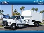 2019 F-650 Crew Cab DRW 4x2,  Stahl Chipper Body #19F105 - photo 1