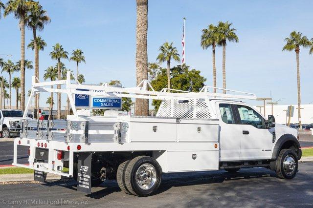 2019 F-450 Super Cab DRW 4x2, Scelzi CTFB Contractor Body #19F500 - photo 10