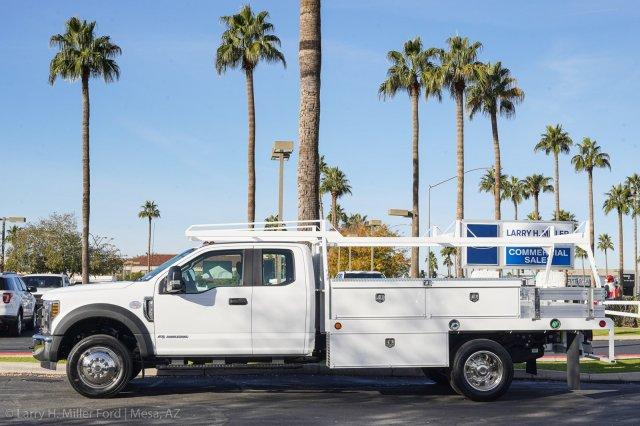 2019 F-450 Super Cab DRW 4x2, Scelzi CTFB Contractor Body #19F500 - photo 5