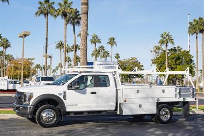 2019 F-450 Super Cab DRW 4x2, Scelzi CTFB Contractor Body #19F500 - photo 3